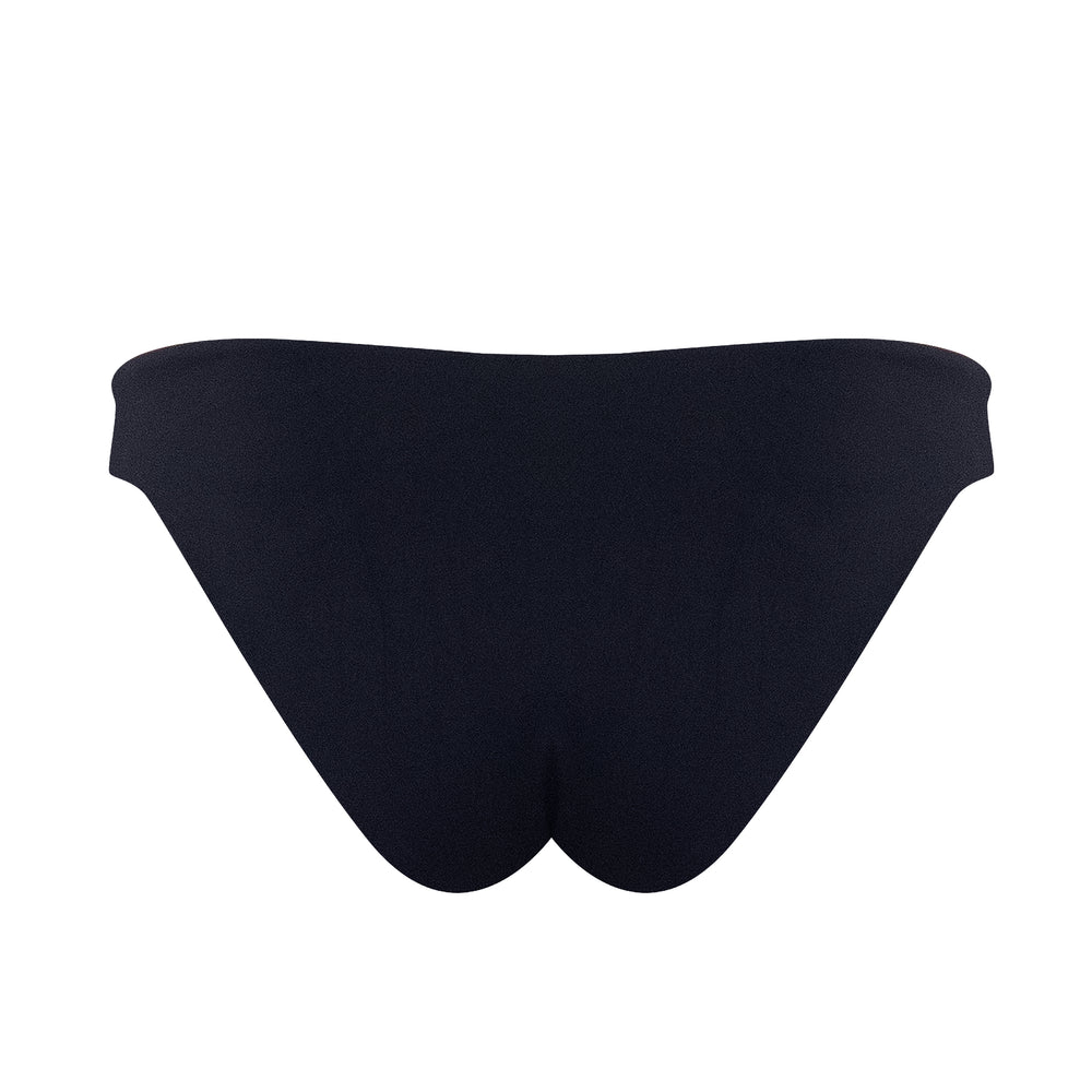 Athletic Bikini Bottom Black