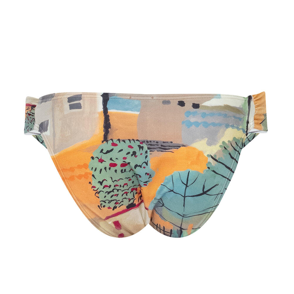 Draped Bikini Bottom Caraiva