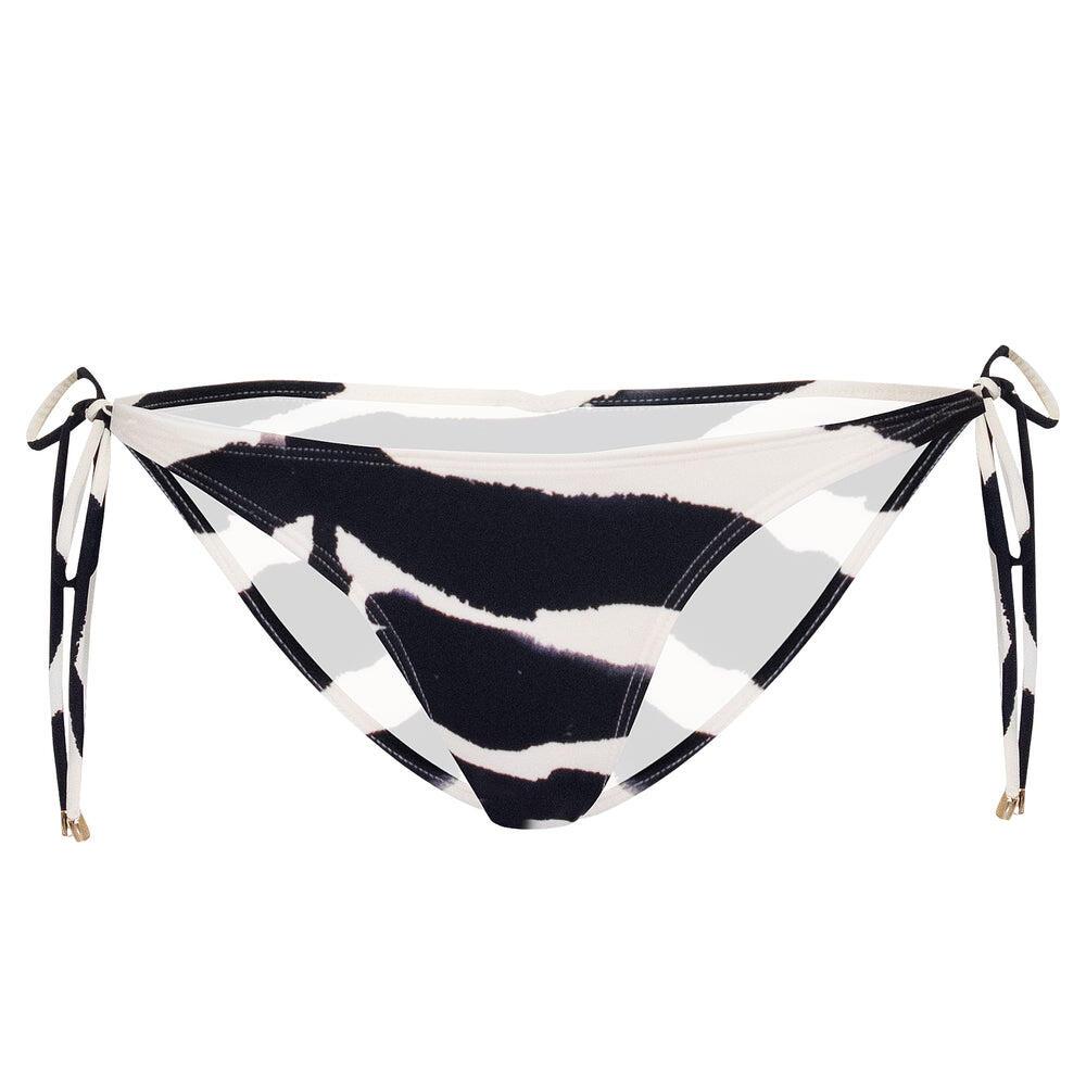 Tie Side Detail Bikini Bottom Grevy