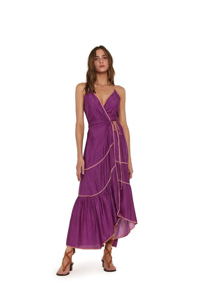 Louise Winnie Long Dress
