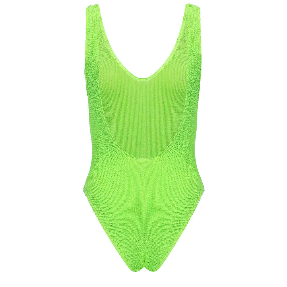 Marbella One Piece Lime