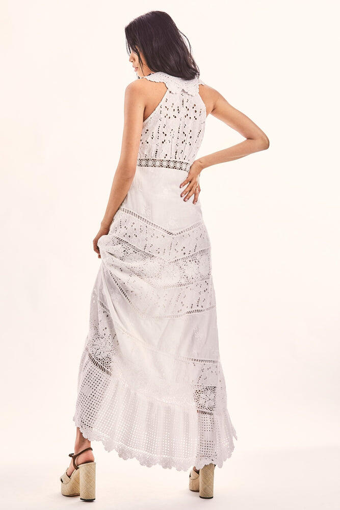 Hasina Gown True White