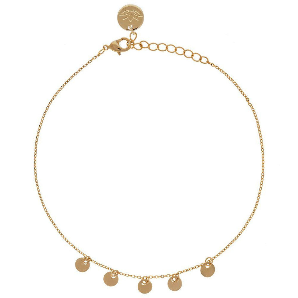 Luv & Bart Mia Anklet