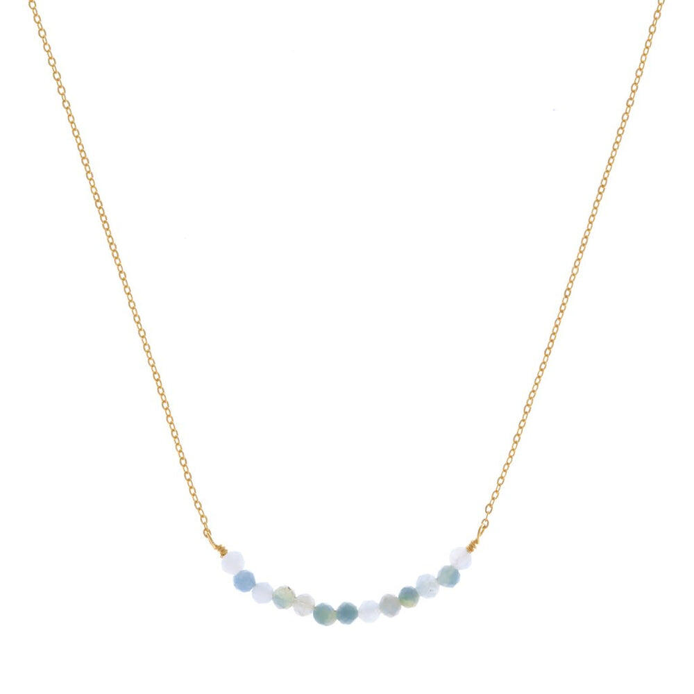 Scarlett Necklace Mint