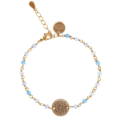 Willow Bracelet Aqua