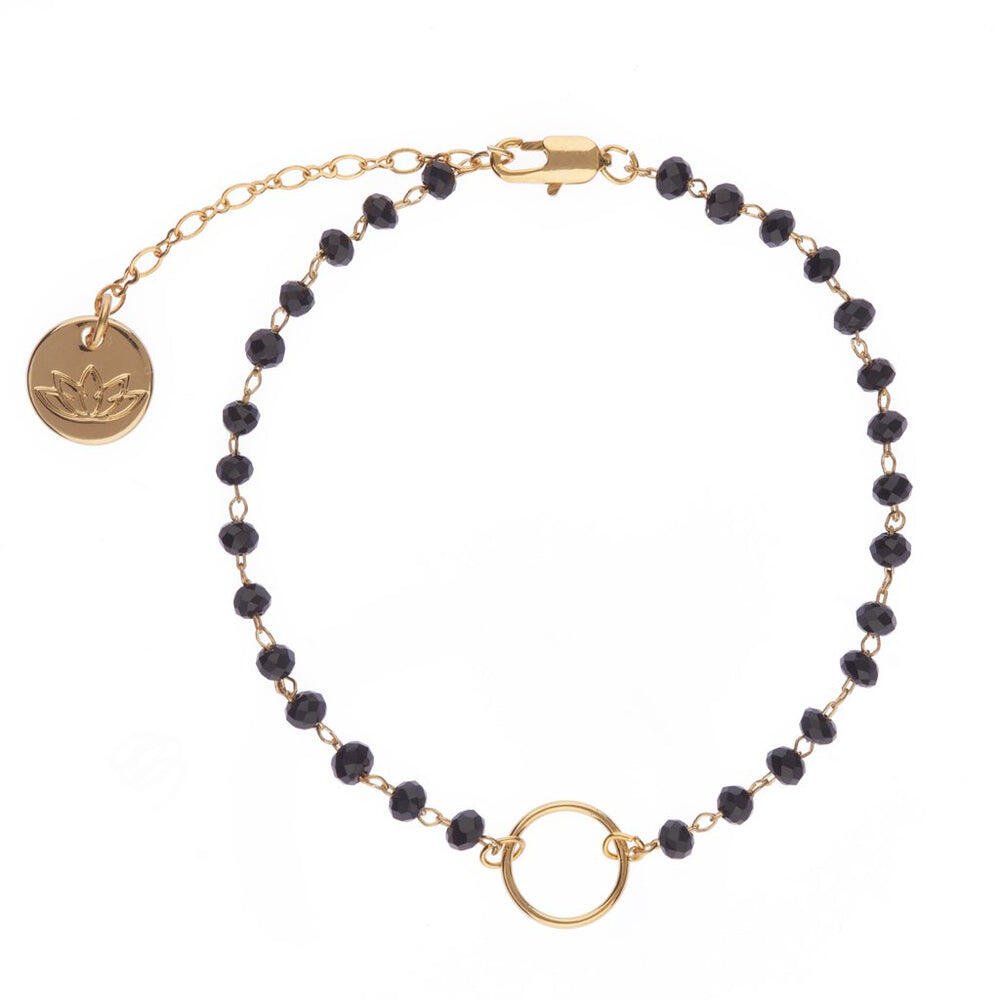 Manon Bracelet Black