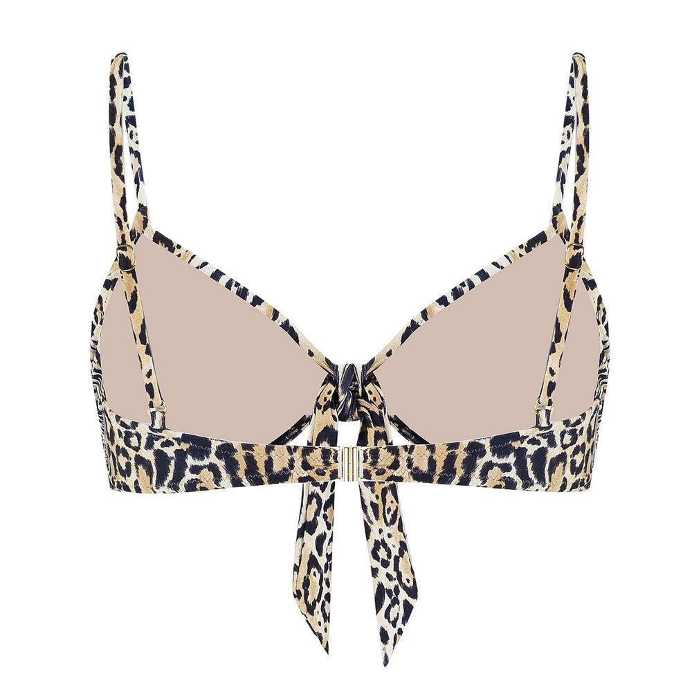 Antigua Bikini Top Cheetah