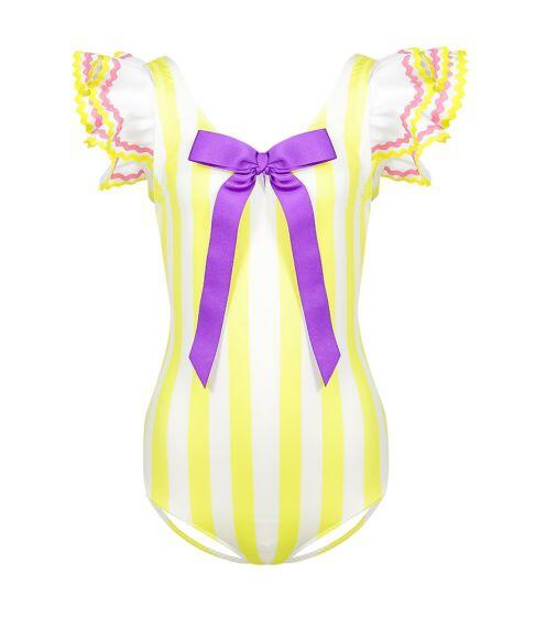 Nessi Byrd Daisy Bow Swimsuit