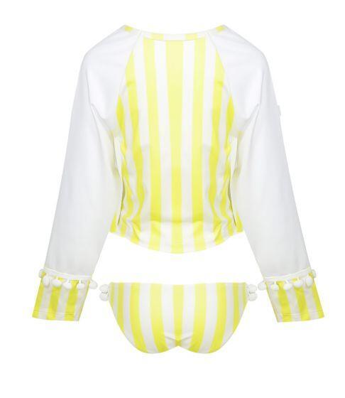 Nessi Byrd Mangolia Long Sleeve Rash Vest & Bottoms