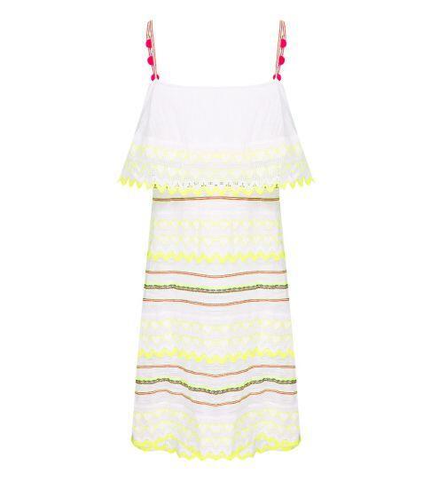 Pitusa Amore Dress White