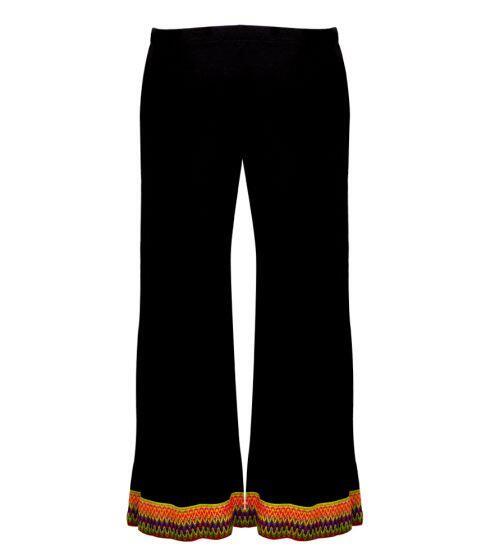 Pitusa Multi Crop Pant Black