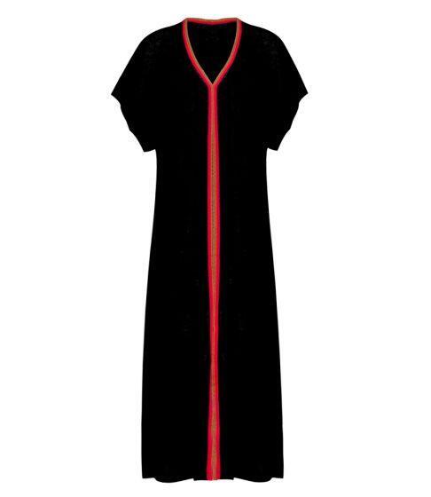 Pitusa Inca Abaya Black