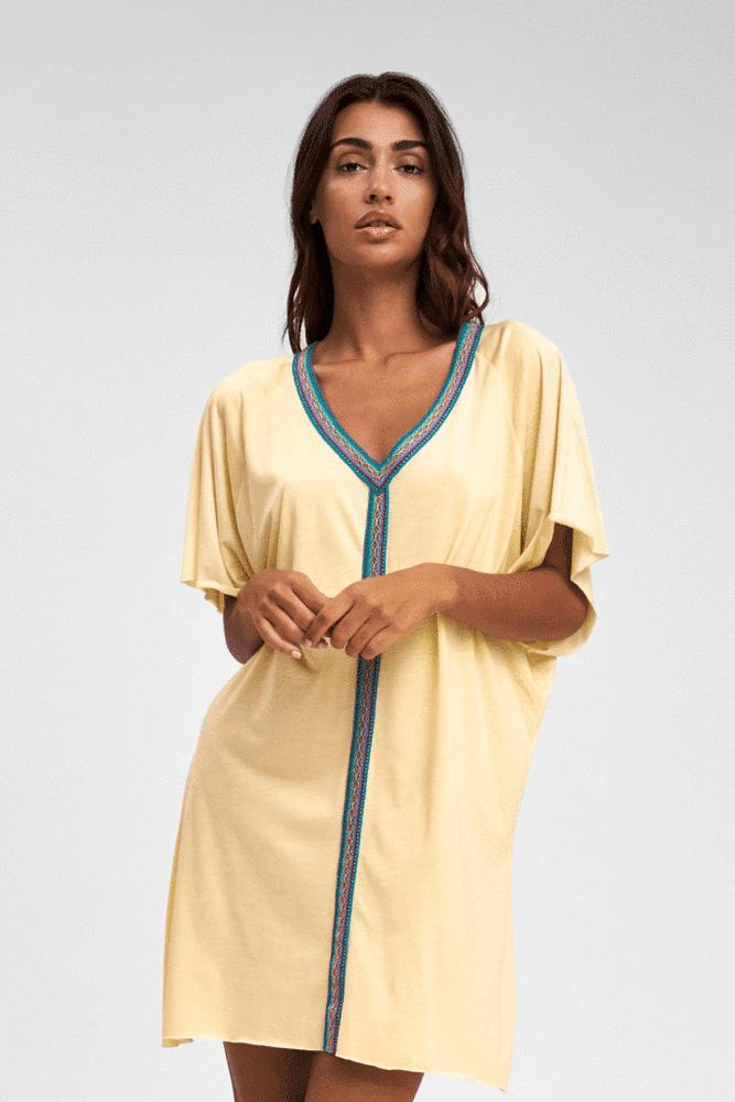Mini Pima Abaya Sorbet
