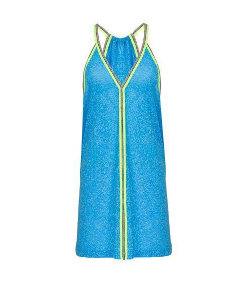 Mini Sundress Blue
