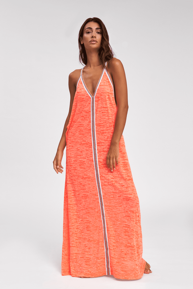 Inca Sundress Coral
