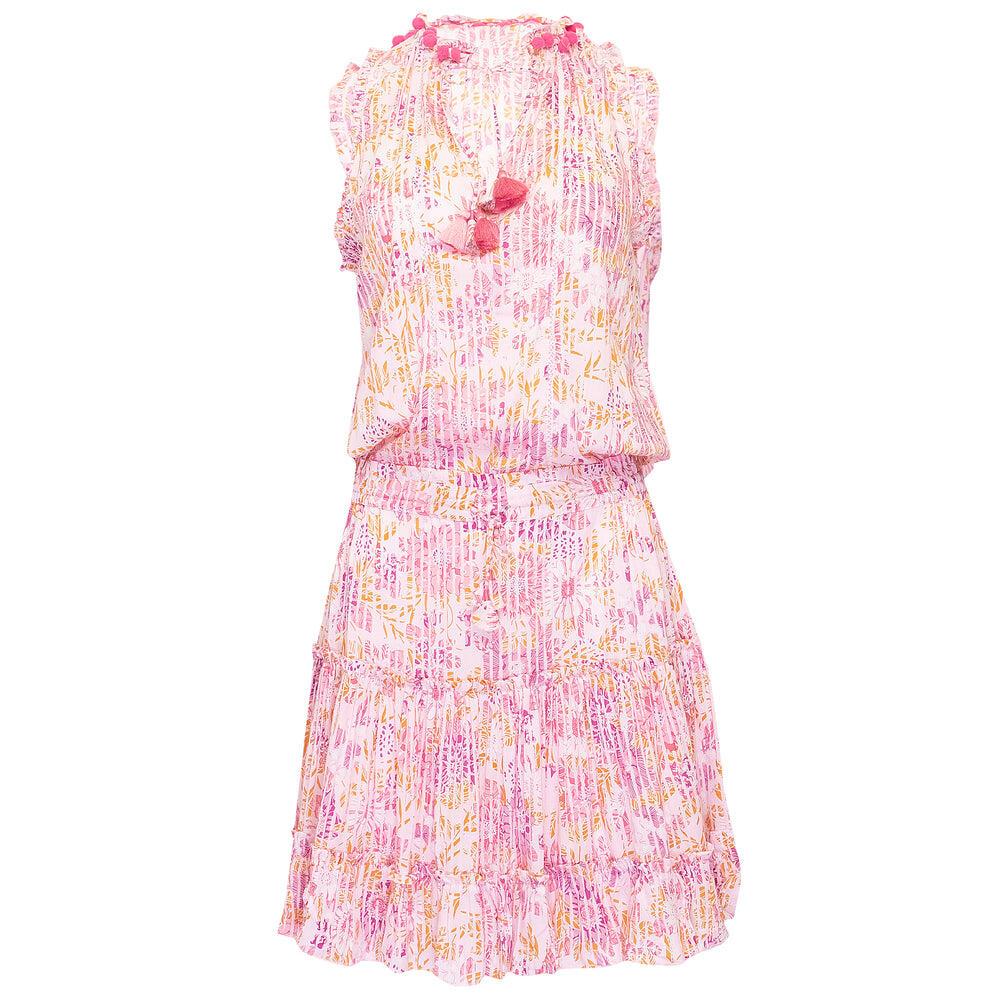 Mini Dress Clara Pink Marigold
