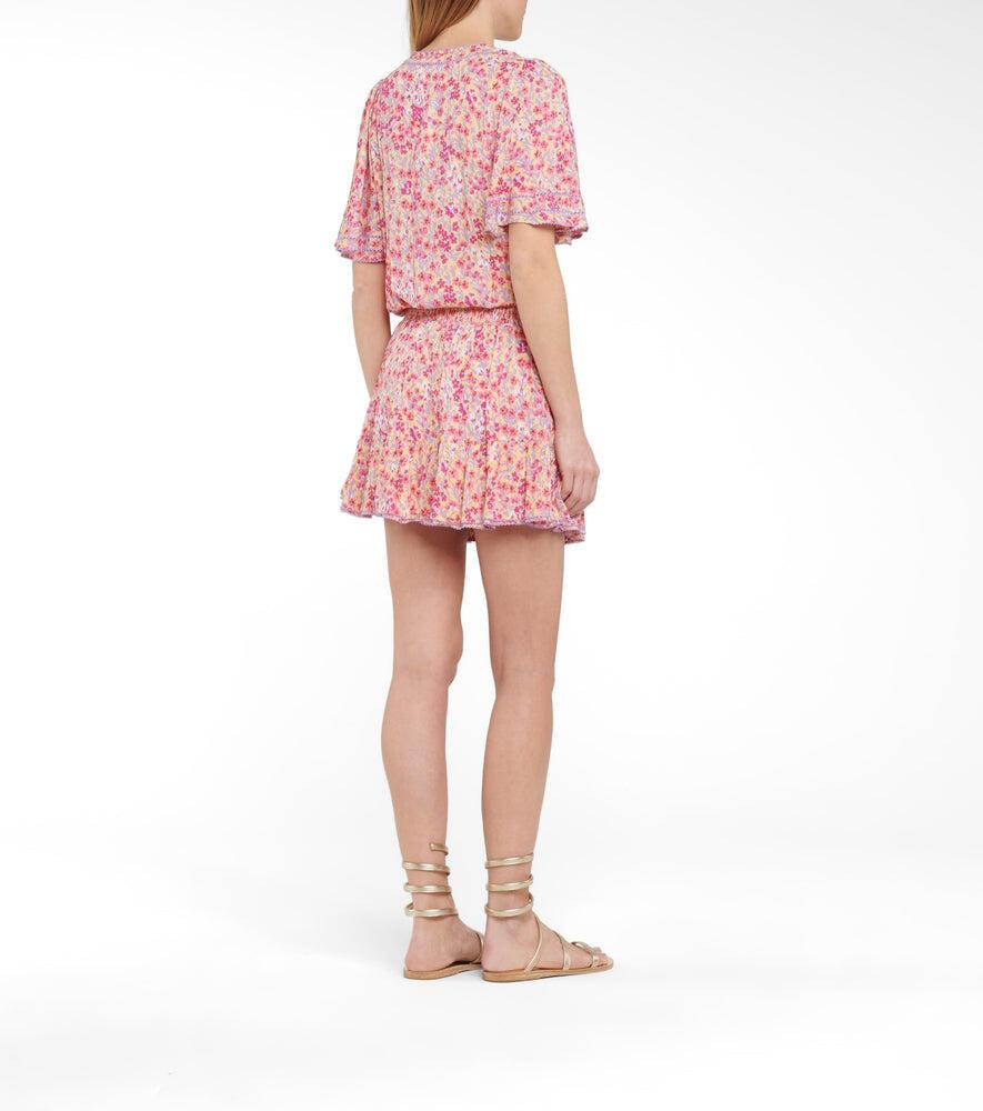Mini Dress Mabelle Purple Daffodil