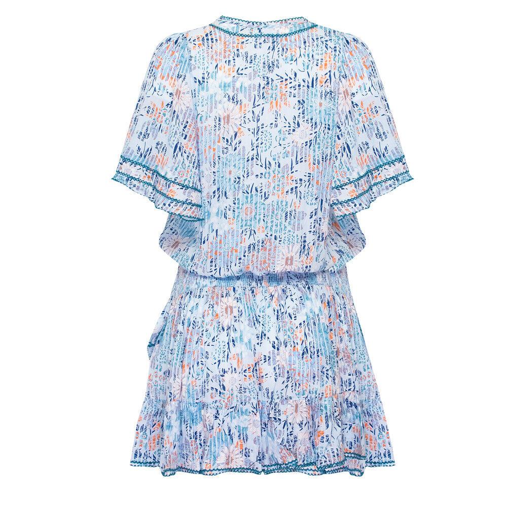 Mini Dress Mabelle Sky Blue Marigold