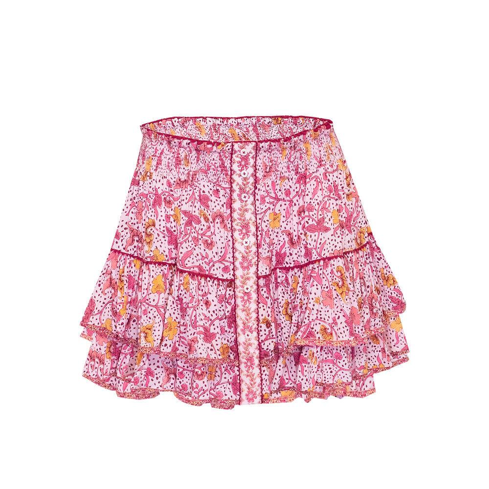 Mini Skirt Camilla Pink Clary