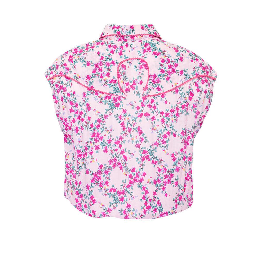 Shirt Margo Pink Kookoo Bird