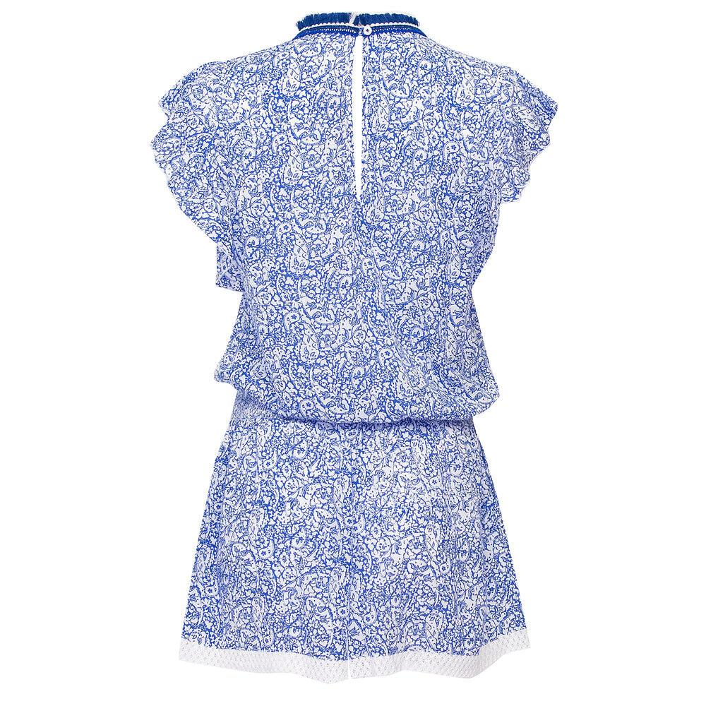 Short Jumpsuit Sasha Blue Canary