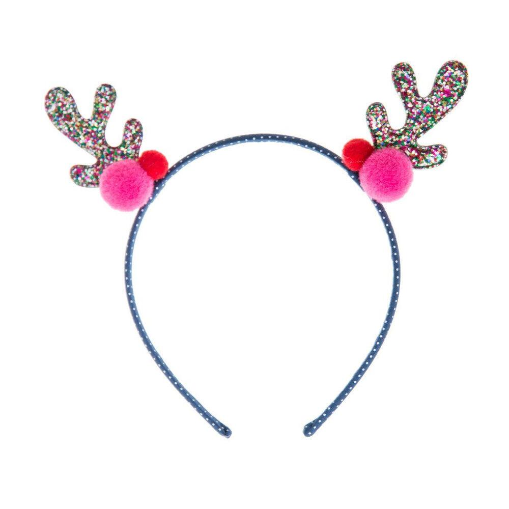 Rockahula Pom Pom Reindeer Alice Band