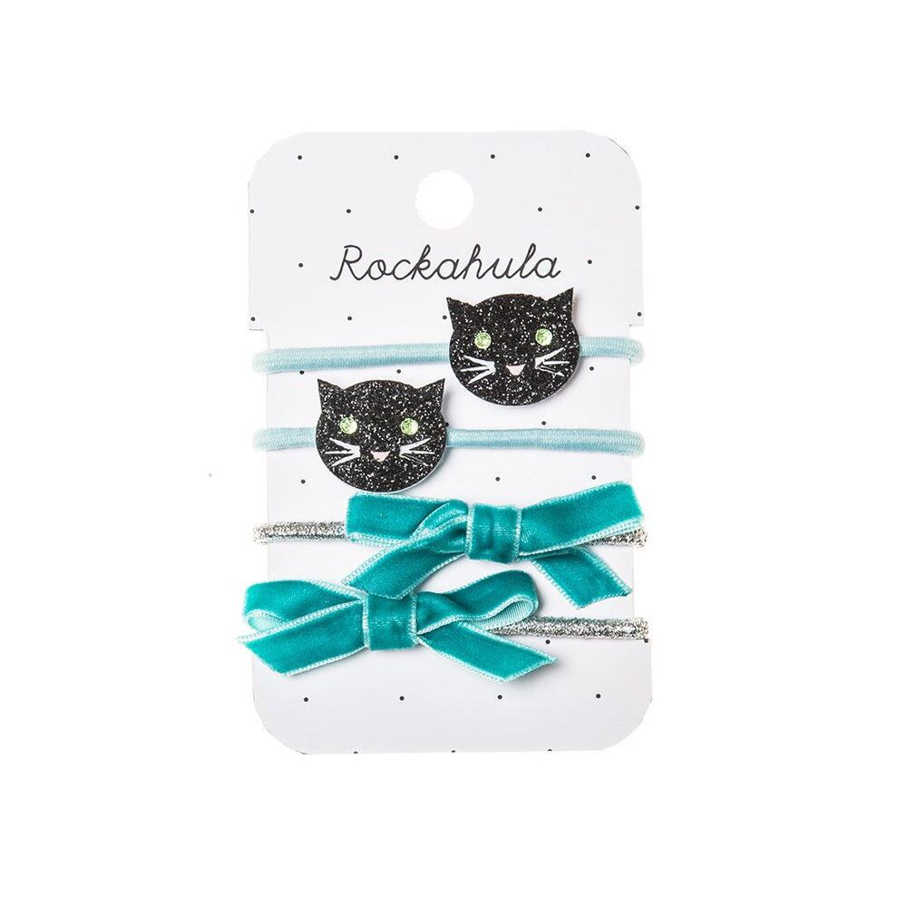 Rockahula Sparkly Cat Ponies Black
