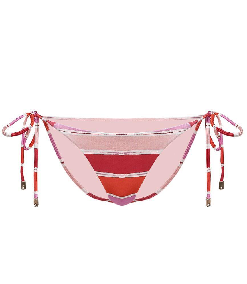 Eva Tie Side Light Pink Full Cut