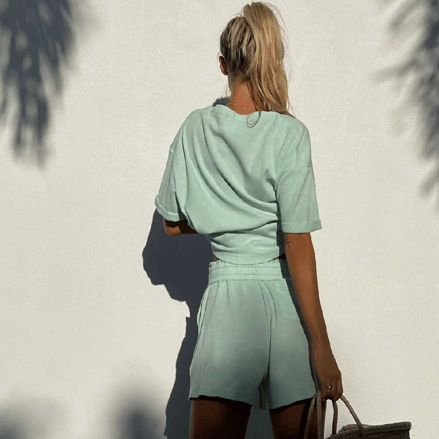 ladies loungewear shorts