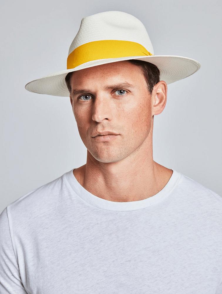 Rafael Panama Hat Citrus