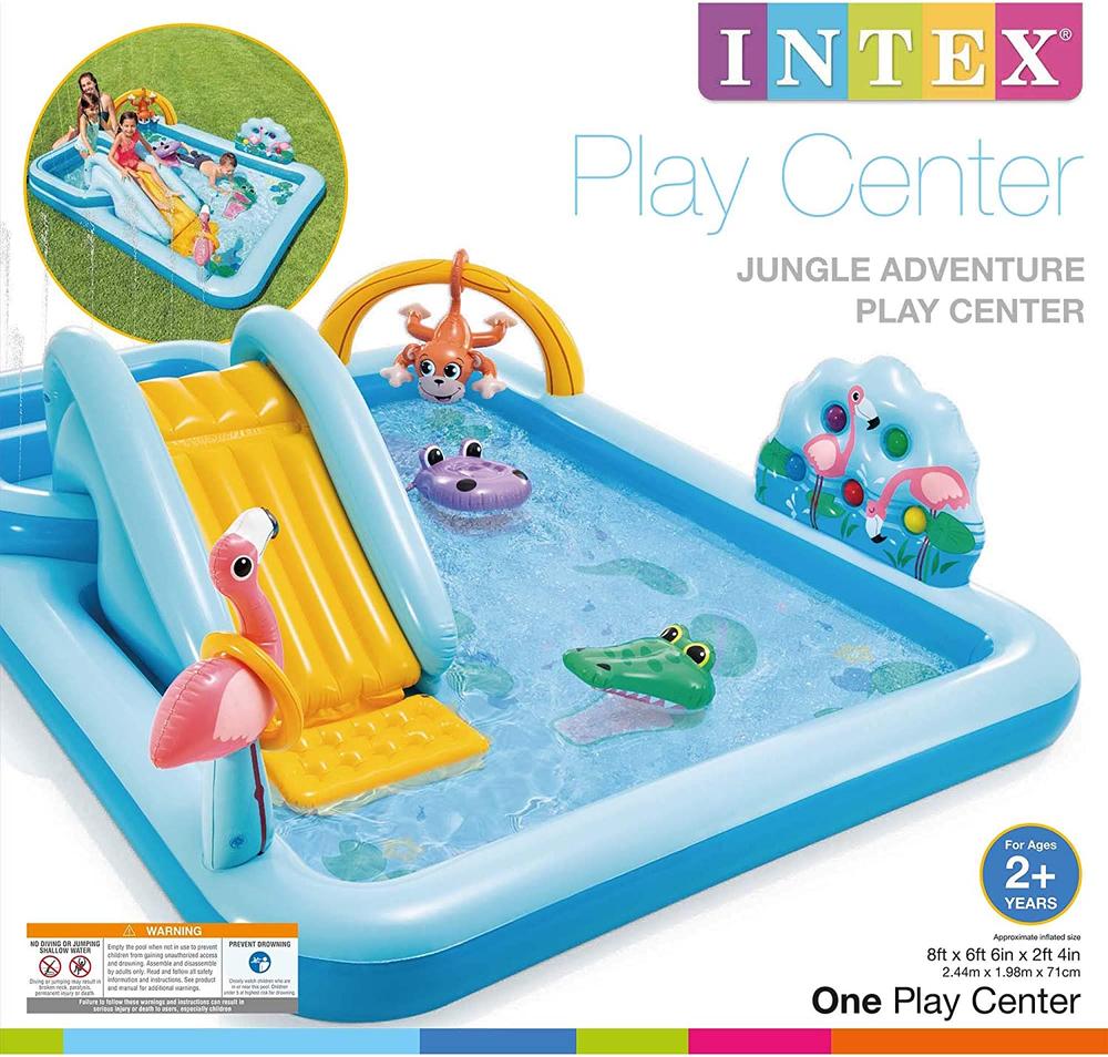 Jungle Adventure Play Center