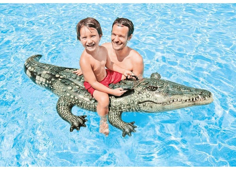 Realistic Gator Ride-On