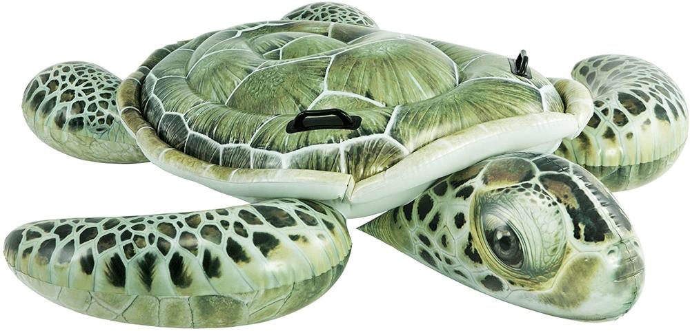Realistic Sea Turtle Turtle Ride-On