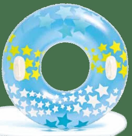 Stargaze Ring Tube Blue