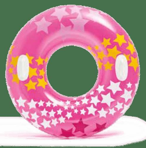 Stargaze Ring Tube Pink