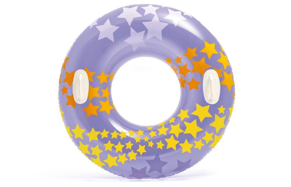 Stargaze Ring Tube Purple