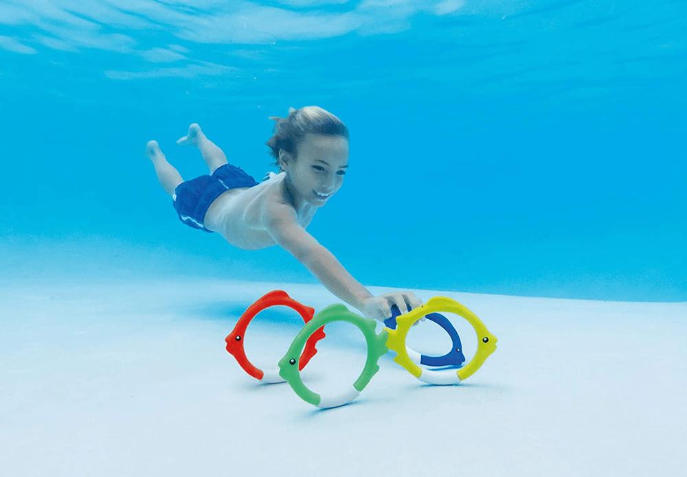 Under Water Fish Rings