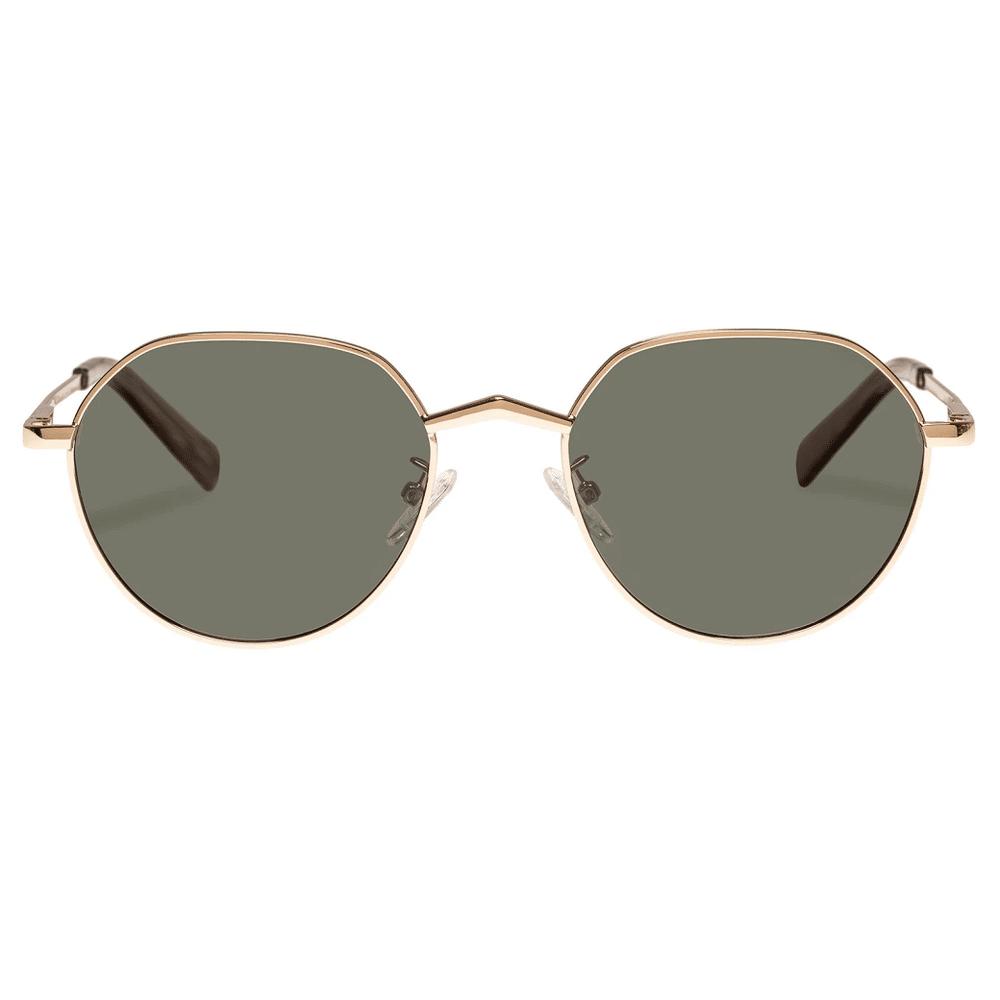 Newfrangle Gold Polarized Sunglasses