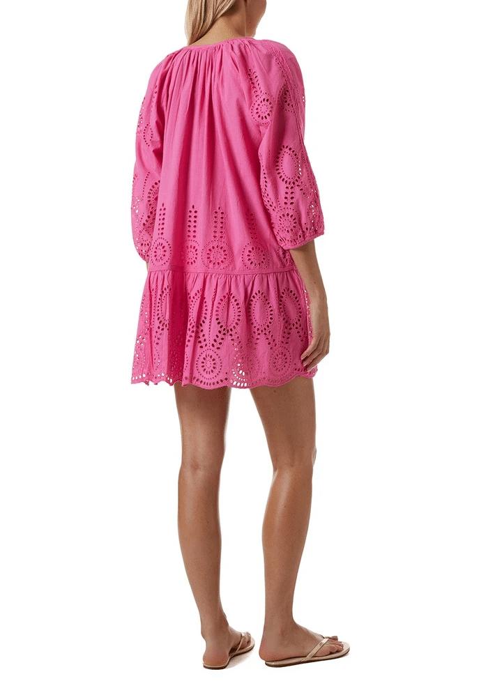 Ashley Kaftan Flamingo