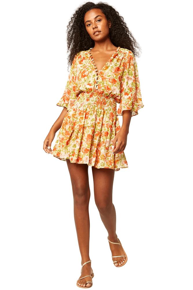 Madison Dress Valencia Floral