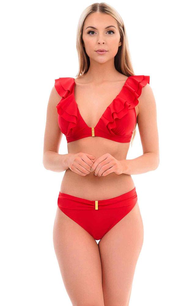Electra Bikini Briefs Red