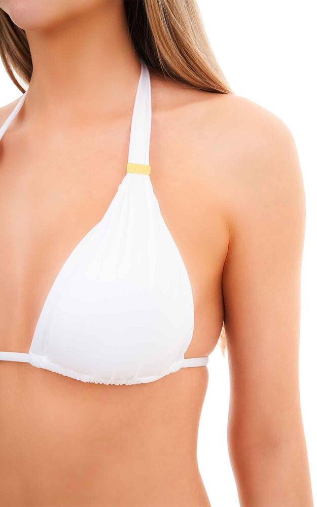 Maia Bikini Top White