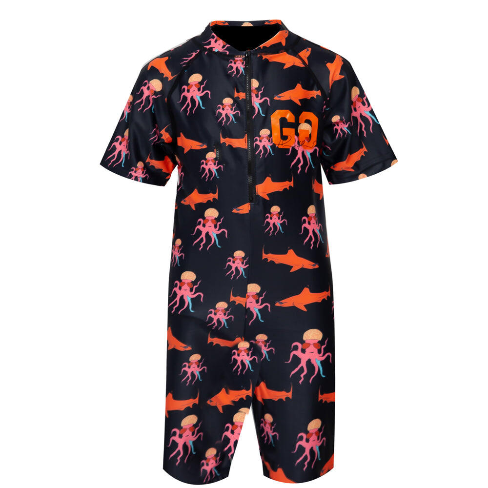 Toddler & Boys Sunsuit With UV Protection