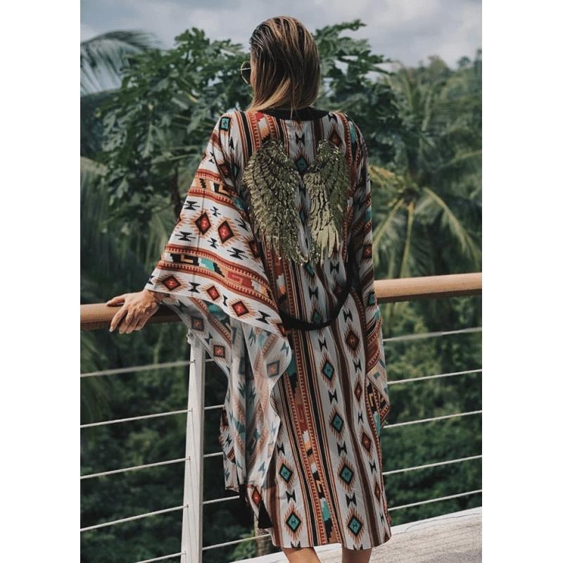 Bohemian Aztec Tunic