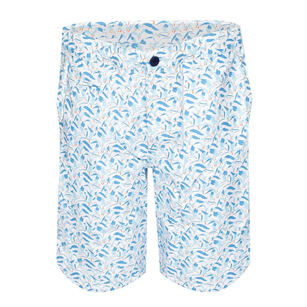 Blueys Men's Swims Short Bulls Blue