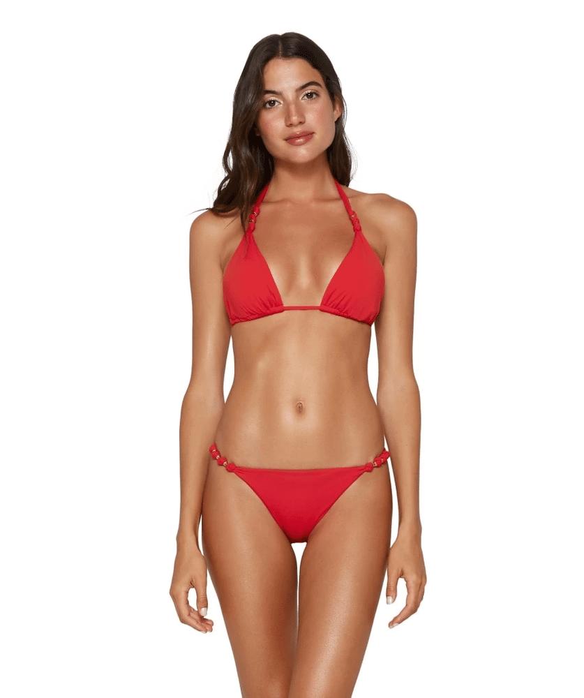 Solid Paula Full Red