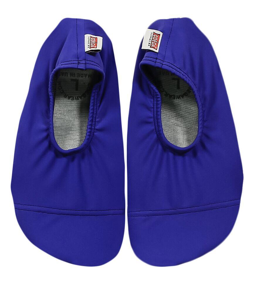 Coega Solid Blue Pool and Beach Shoes