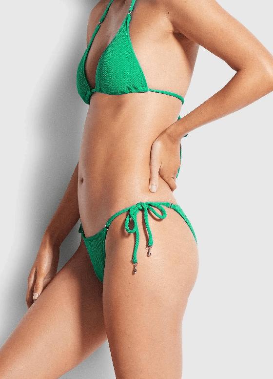 Rio Bikini Bottom Jade