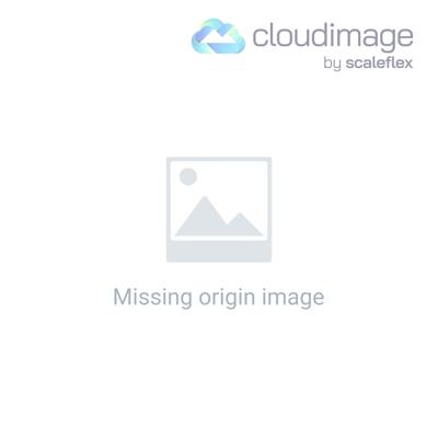 White Pom Pom Round Towel