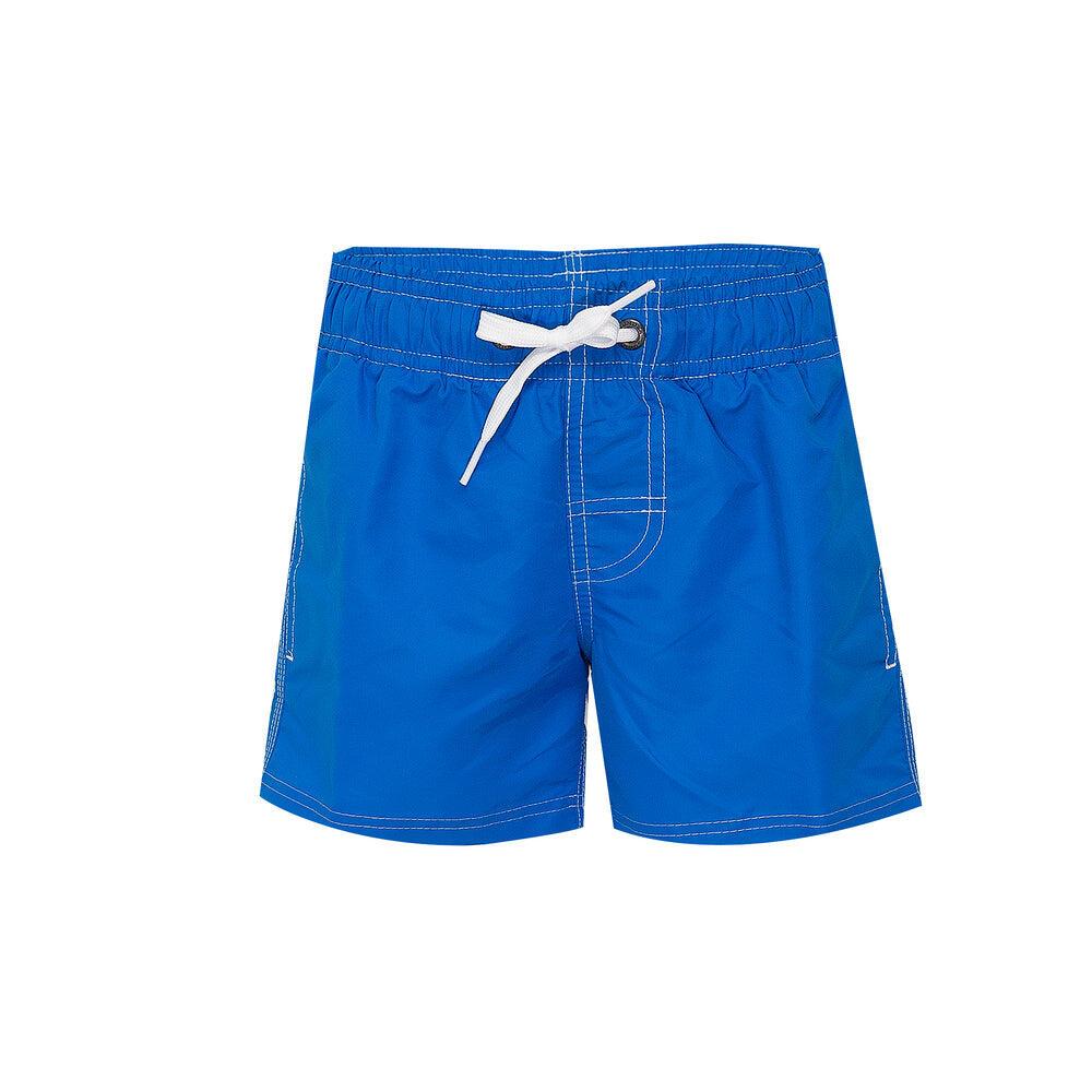 Boys Elastic Waist Swim Trunks Ocean